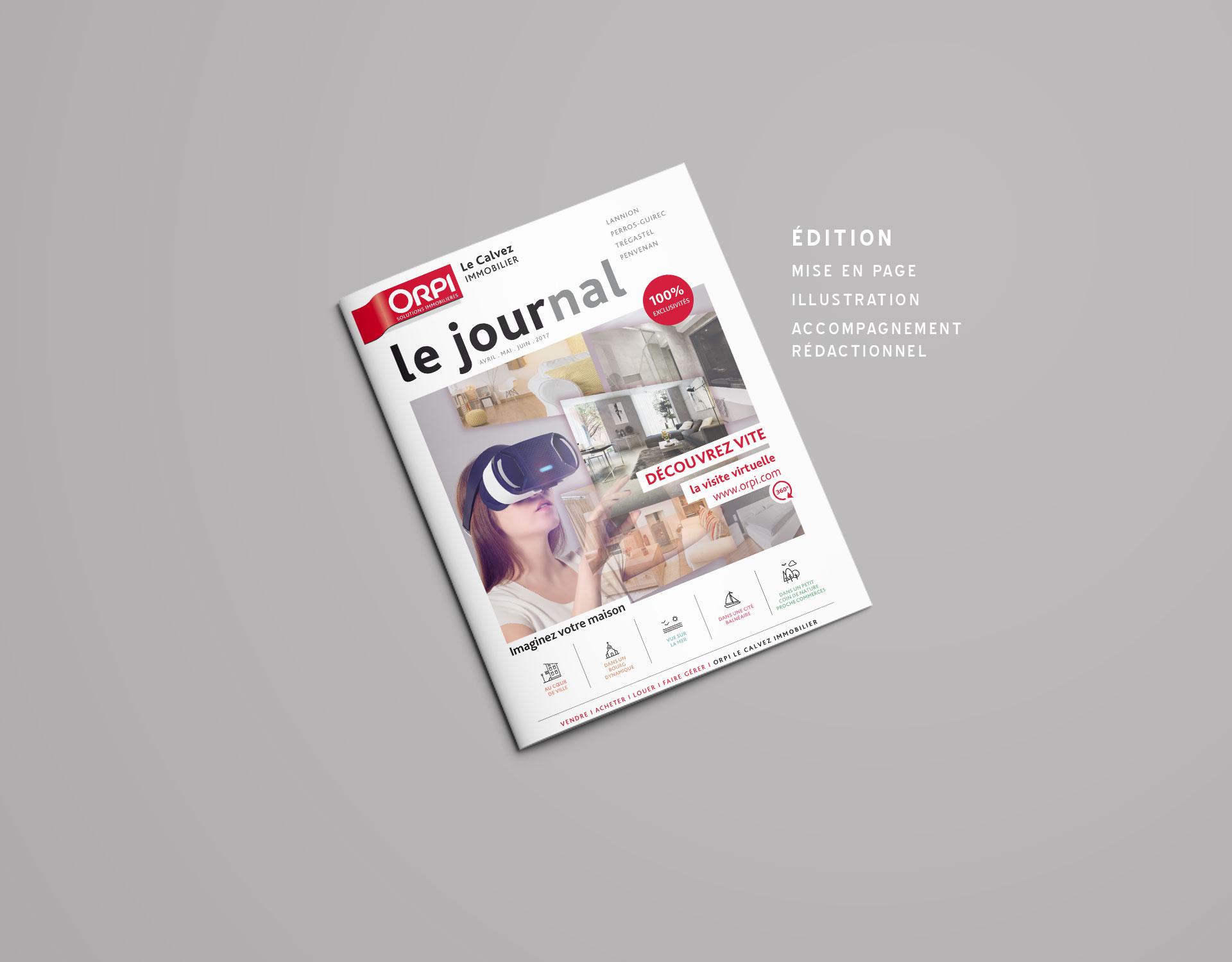 ORPI- Journal des exclusivités by Coqueliko