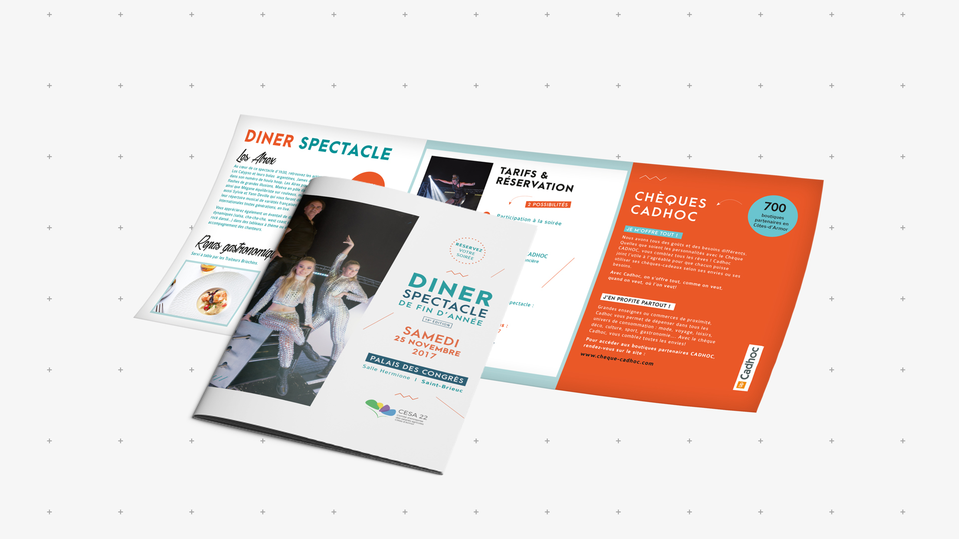 Cesa 22 Communication by agence Coqueliko