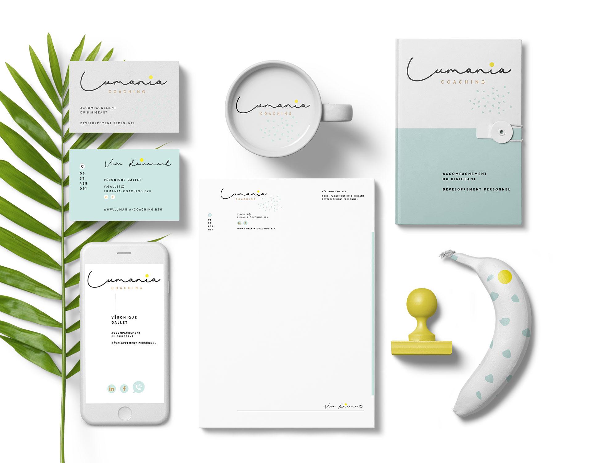 Logo-Lumania coaching-Coqueliko
