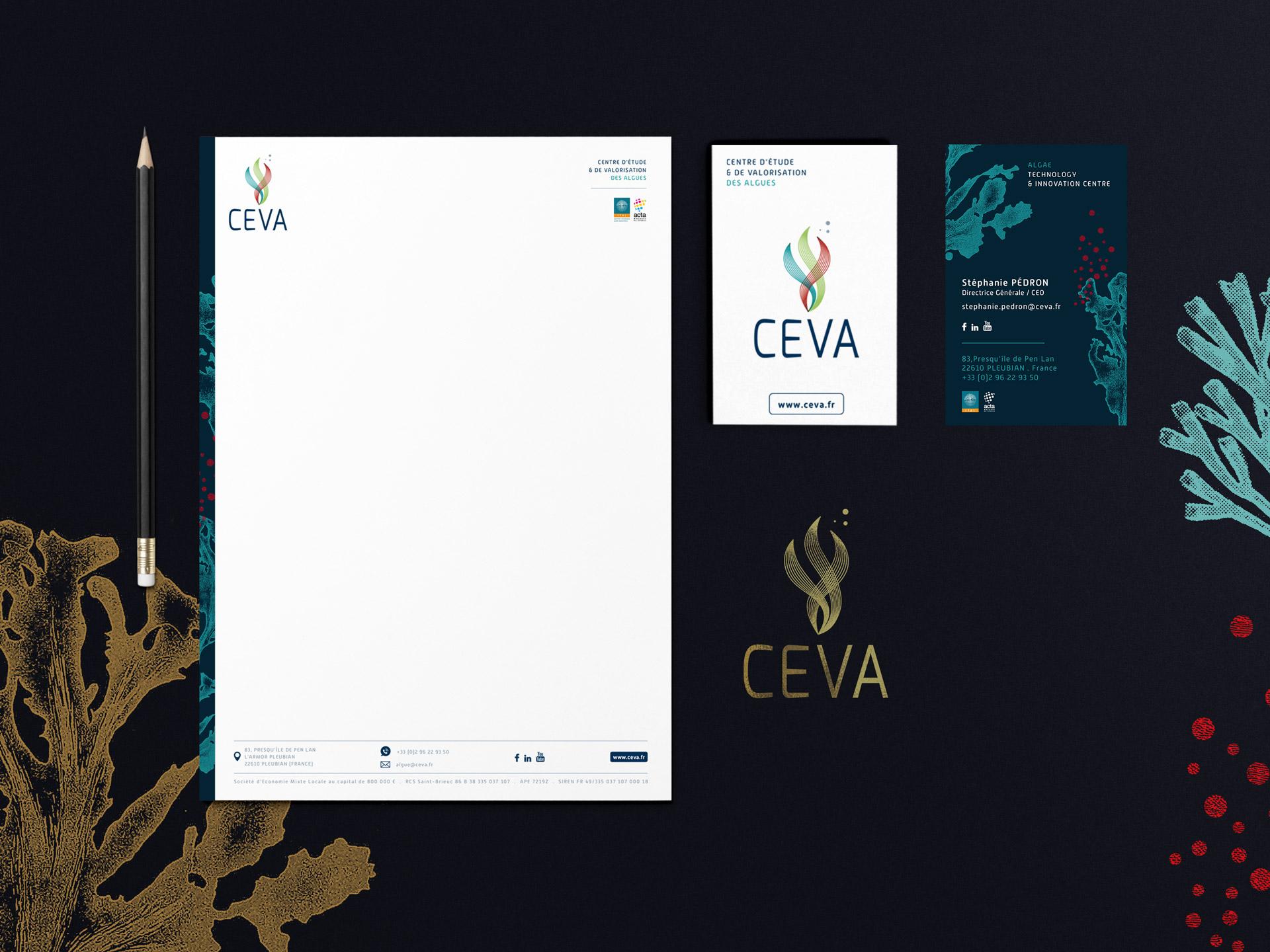 CEVA-logo by Coqueliko