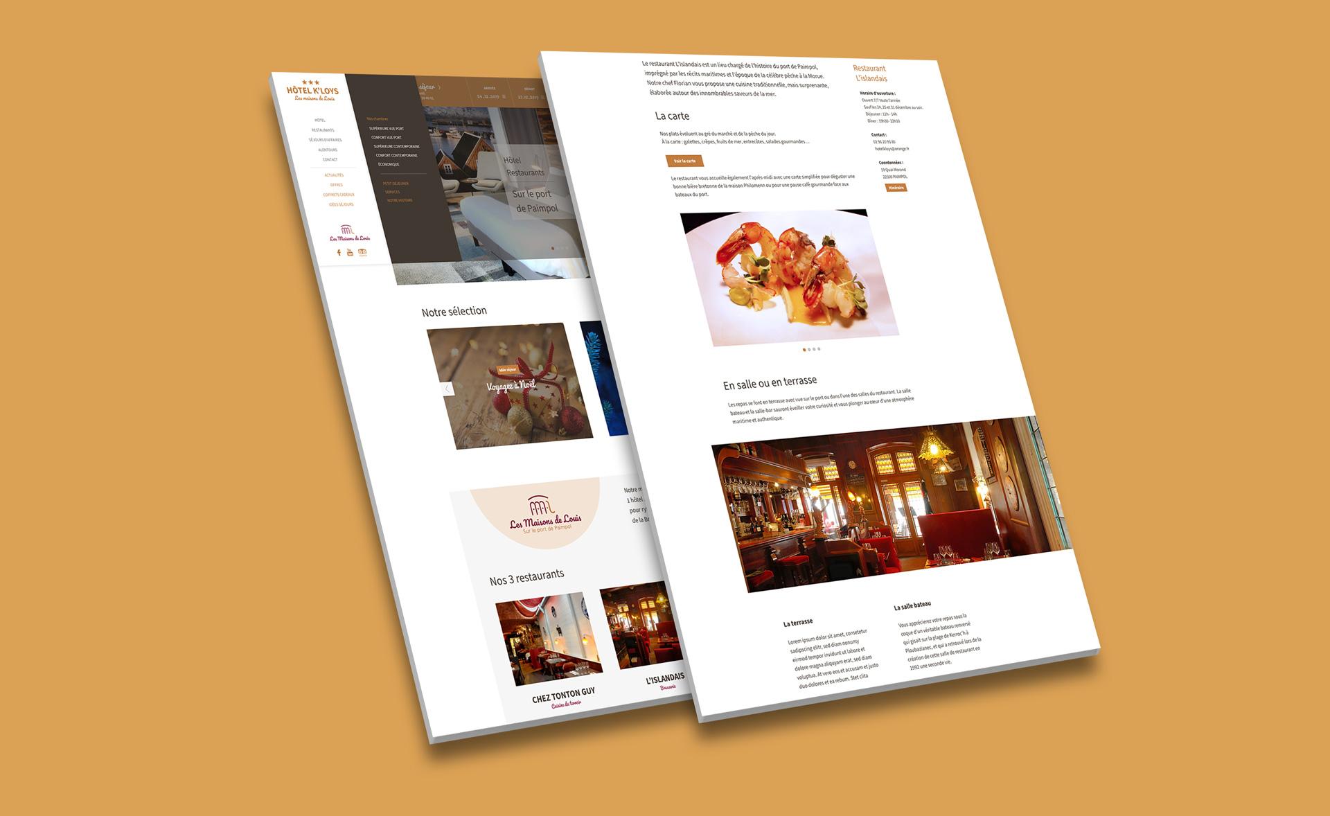 web-design-hotel-kloys- agence-coqueliko