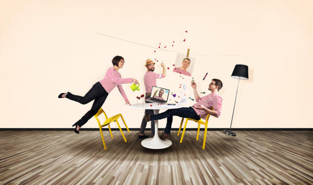 equipe-coqueliko-Roudenn-Lannion-Communication- site internet-imprimerie-Lannion