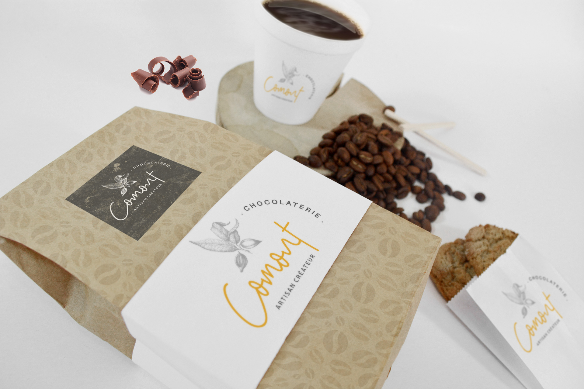 crer-une-identite-visuelle-pour-chocolaterie-Agence-Coqueliko-Lannion