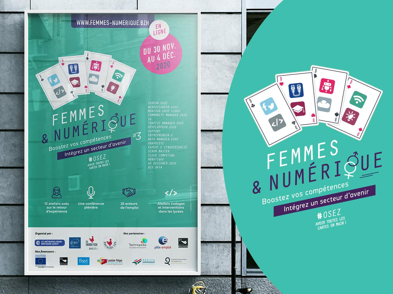 french-tech-coqueliko-evenementiel-roudenn-lannion-affiche