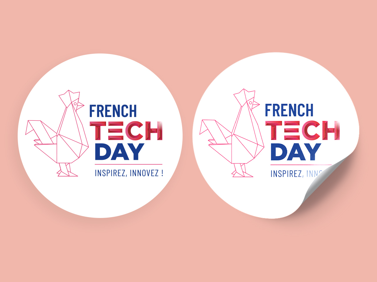 french-tech-days-communication-evenementielle-supports-communication-roudenn-lannion-agence-coqueliko