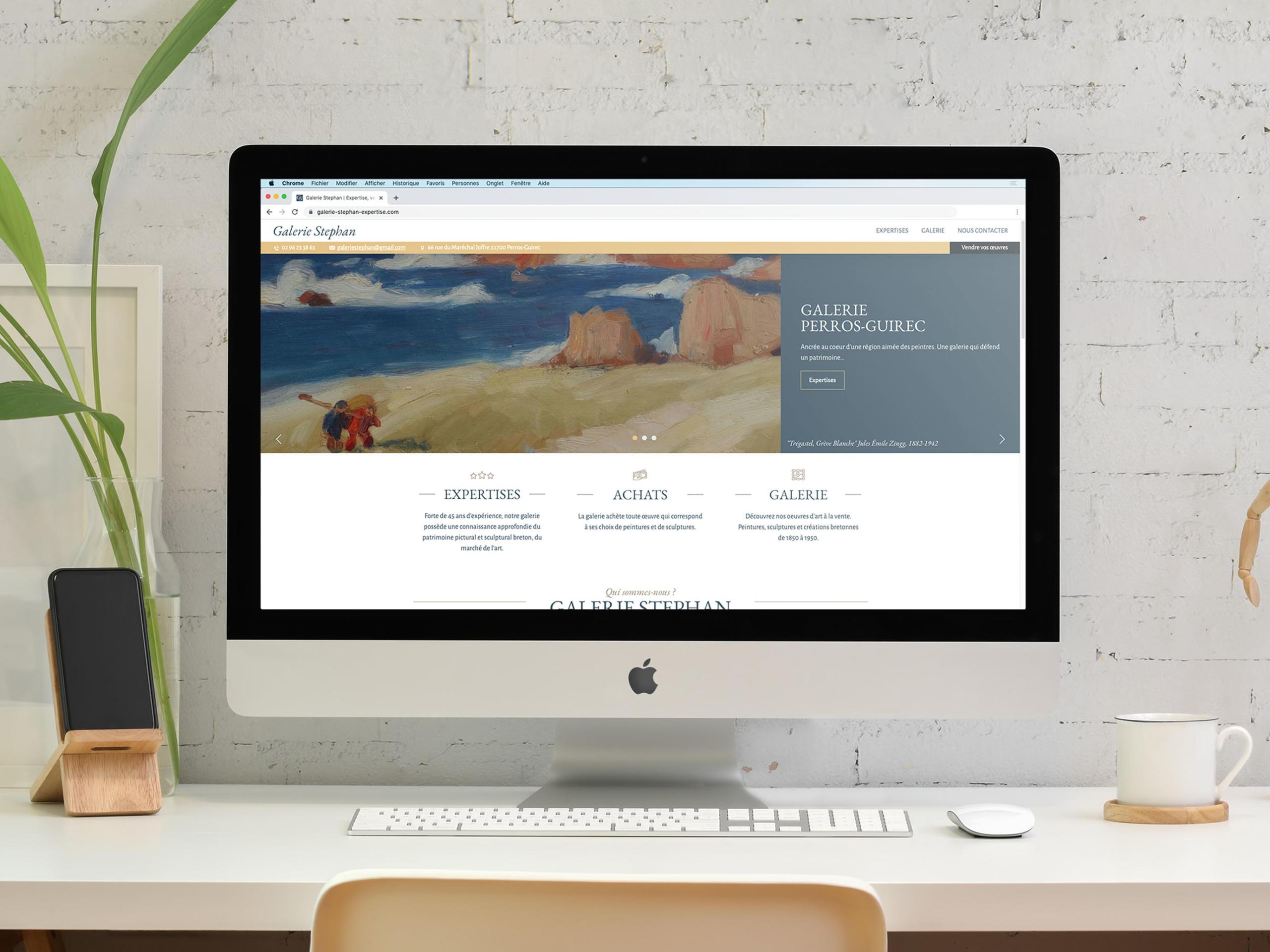 site-web-vitrine-mobile-Coqueliko-Lannion