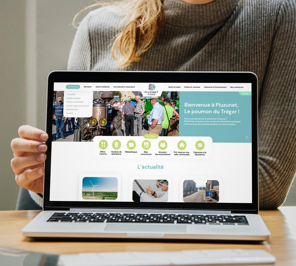 mairie-pluzunet-site-internet-responsive-coqueliko-lannion